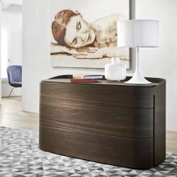 Wood chest of drawers - Babila