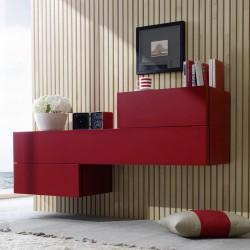 Wall mounted drawers Sangiacomo - Valeo
