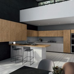 Modular kitchen - Touch