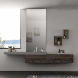 Blend composizione bagno