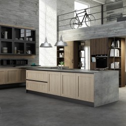 Modular kitchen - Time Easy 2