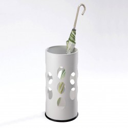 Umbrella stand in metal
