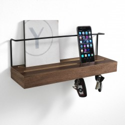 Keyring - briefcase shelf