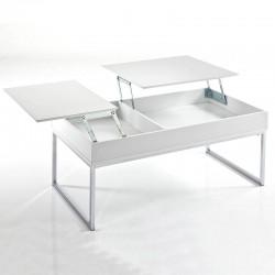 Tavolino laccato con top...