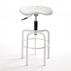 Stool adjustable height