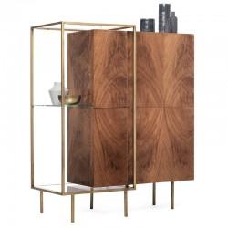 Zoom metal cupboard