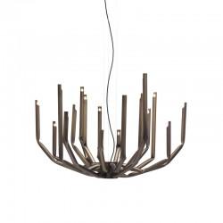 Metal suspension lamp - To Be
