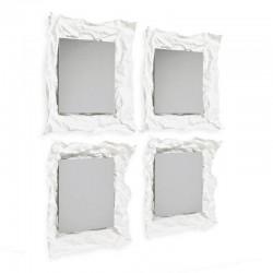 Specchio quadrato da parete...