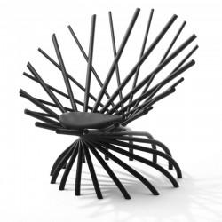 Poltrona in Legno Massello di Design - Nest