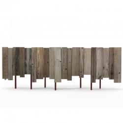 Sideboard in wood 4 doors -ZioTom