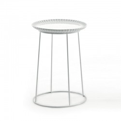Round side table H.53 - Il...