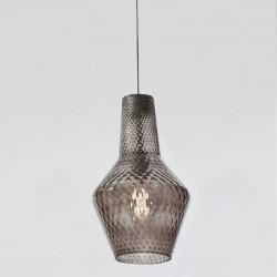 Suspension lamp in glass - Romeo