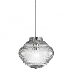 Pendant lamp in glass - Bonnie