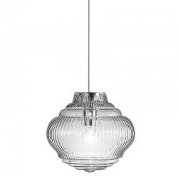 Pendant lamp in glass - Bonnie