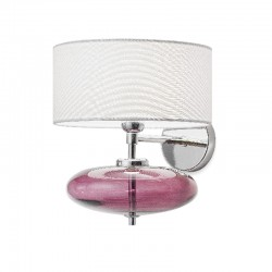 Wall lamp in Glass - Show...