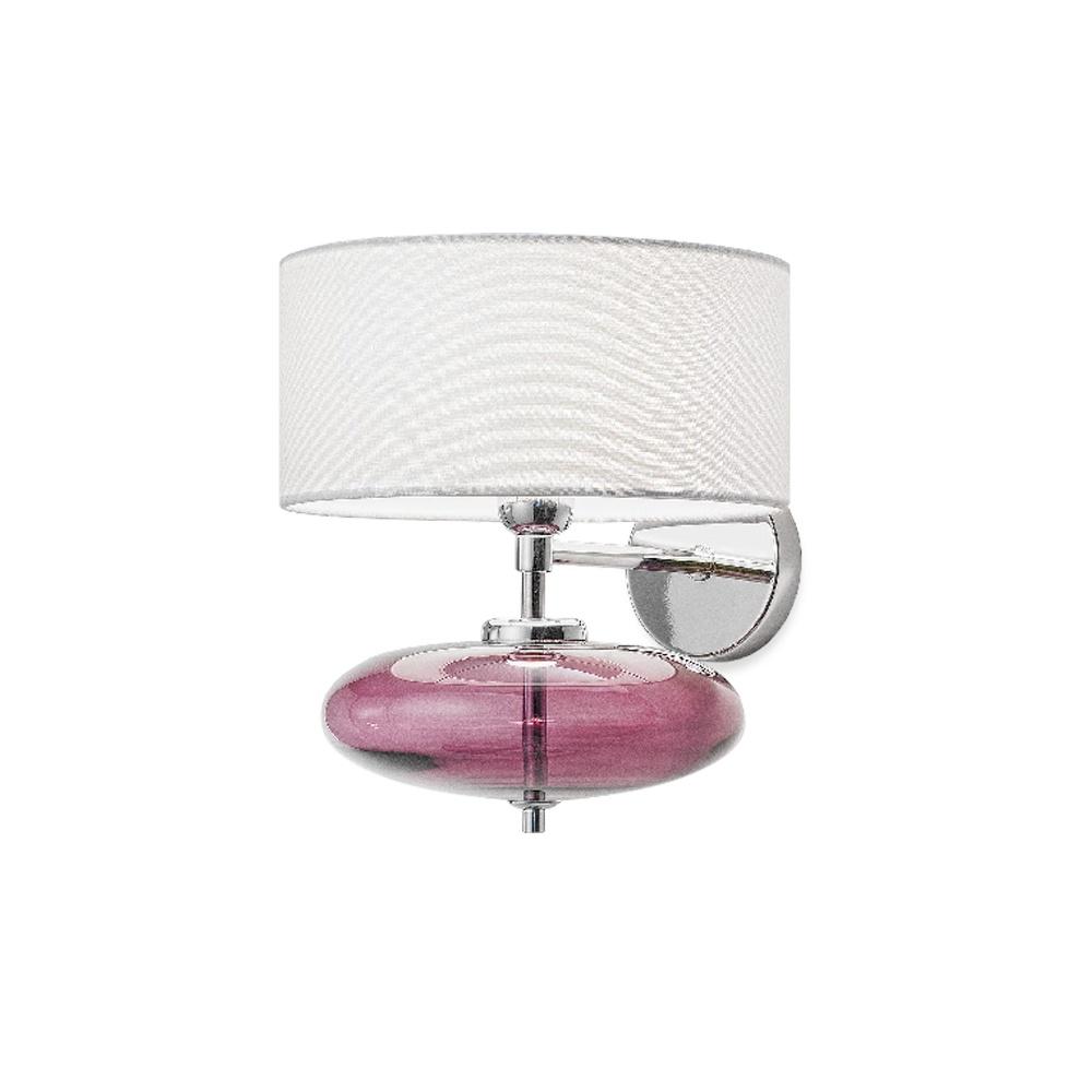 Wall lamp in Glass - Show Ellisse
