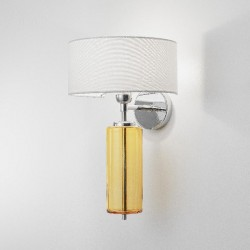 Glass wall lamp - Show...