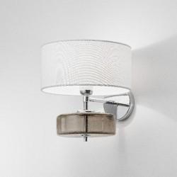 Glass wall lamp - Show Tamburo
