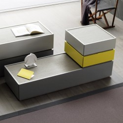 Modular chest of 3 drawer - Cidori