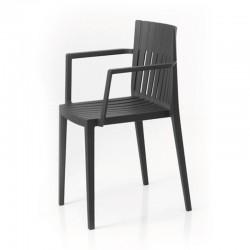 Spritz polypropylene chair...