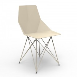 Chair in polypropylene and...