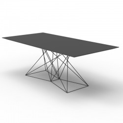 Outdoor table with HPL top...