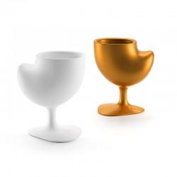 Design Vase in Polyethylene - Quack
