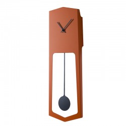 Orologio a pendolo in acciaio -Aika