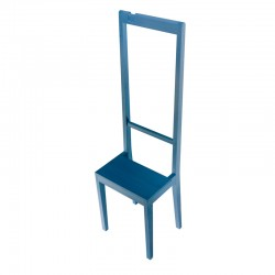 Sedia servomuto in legno -...