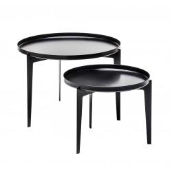 Tavolino vassoio removibile - Illusion