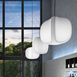 Four lampada a sospensione da interno/esterno