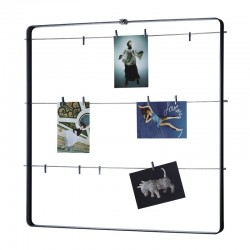 Wall clip photo holder - Frame
