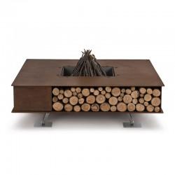 Toast braciere a legna per...