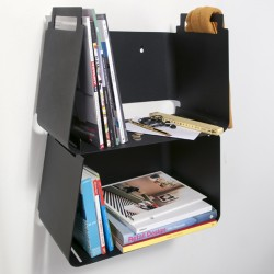 Container shelf in steel - Vasu
