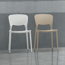 Stackable chair...
