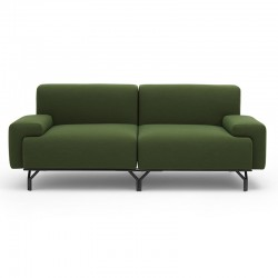 Jointed padded sofa - Summit