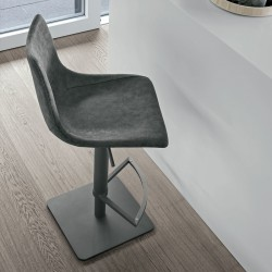 Stool with adjustable height - Maiorca
