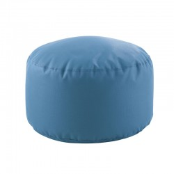 Pouf in eco-pelle - Pollon