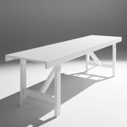 Tavolo estensibile in legno - Capriata