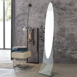Narciso floor mirror