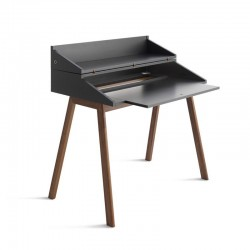 Bureau wood writing desk...