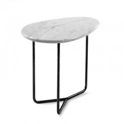 Tavolino laterale in marmo...