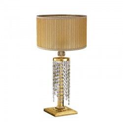 Fusion table lamp with...