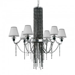 Fusion chandelier 6 lights...