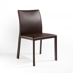 XL chair upholstered leather