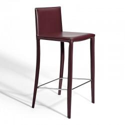 Leather stool - Jury