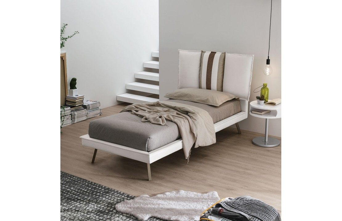 Darwin padded single bed with or without storage