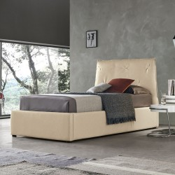 Padded single bed with or without storage - Brisbane