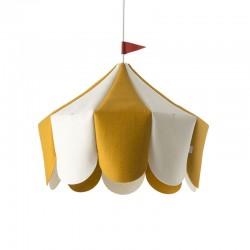 Kids lamp in fabric - Circus