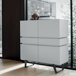Cupboard 4 doors and 2 drawers - Electa